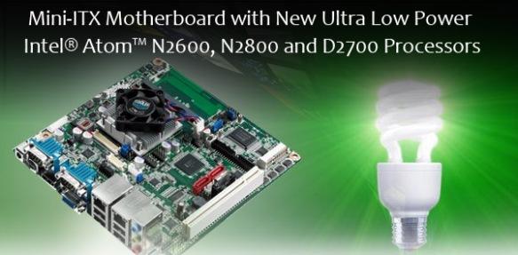 Anewtech-AIMB-214-MiniITx motherboard