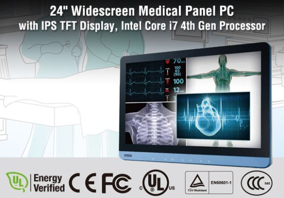 Anewtech-AD-POC-W242-medical-panel-pc