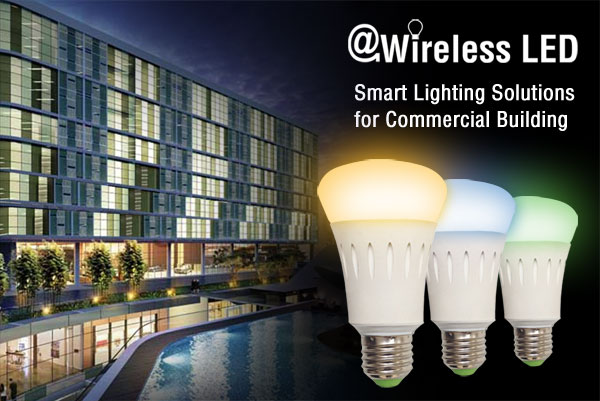 wireless lighting solutions. @wireless-led-smart-lighting-solution-building Wireless Lighting Solutions