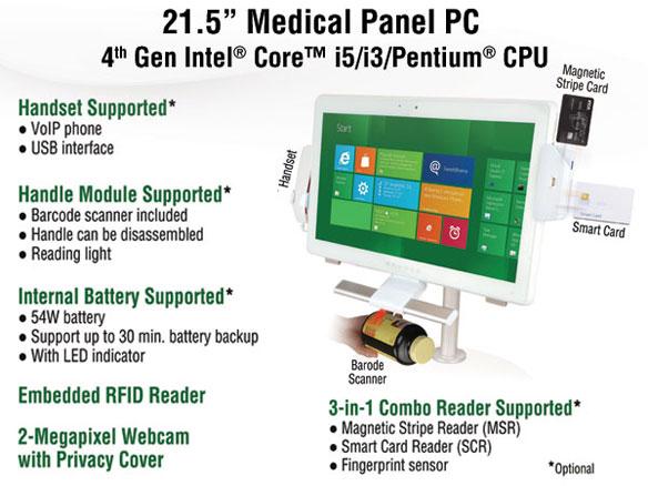Anewtech-medical-panel-pc-I-POC-W22A-H81