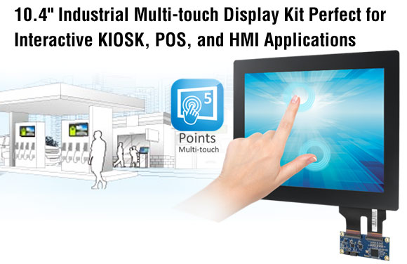Anewtech-industrial-display-kit-AD-IDK-1110P