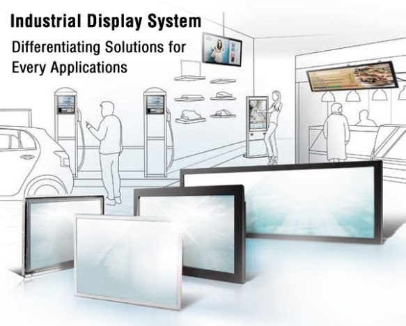 Industrial display kits anewtech systems integrated
