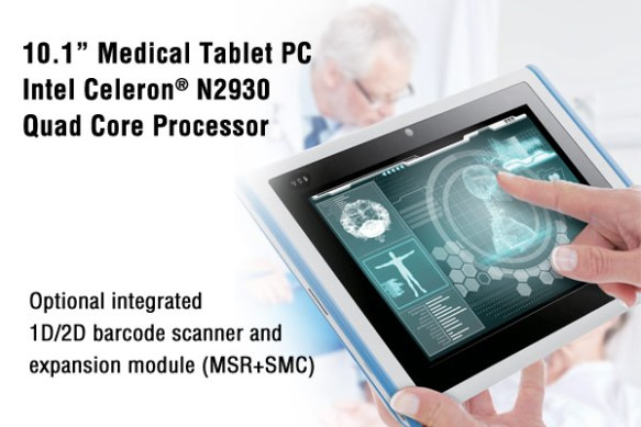 Anewtech-AD-MIT-W101-medical-tablet-pc