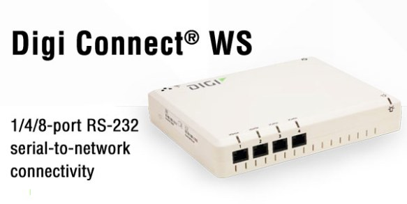 extended safety terminal server for serial over network applications