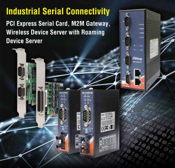 Anewtech-Serial-device-server
