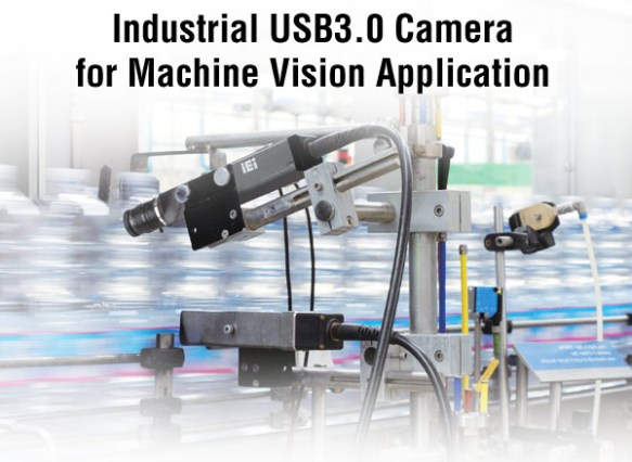 Industrial USB3.0 Camera for Machine Vision Application