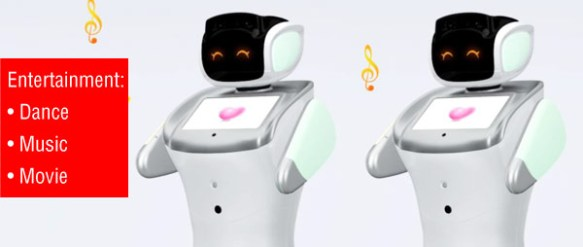 Anewtech-service-robot-sanbot-entertainment