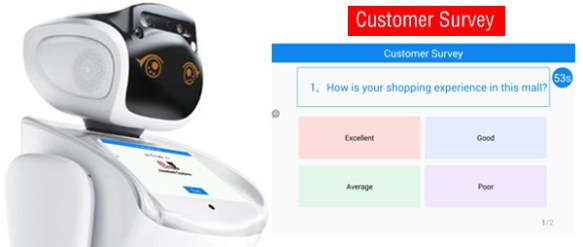 Anewtech-service-robot-sanbot-survey